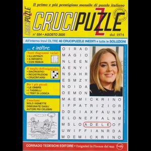 Crucipuzzle - n. 554 - agosto 2020 - mensile