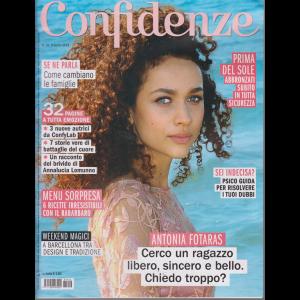 Confidenze - n. 16 - 9 aprile 2019 - settimanale