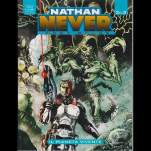 Nathan Never Gigante - Il Pianeta Vivente - n. 39 - agosto 2020 - mensile