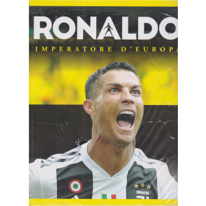 Ronaldo - Imperatore d'Europa - n. 1 -