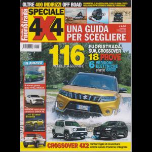 Speciale Tutto Fuoristrada 4x4 - n. 5 - 24/7/2020 - Una guida per scegliere