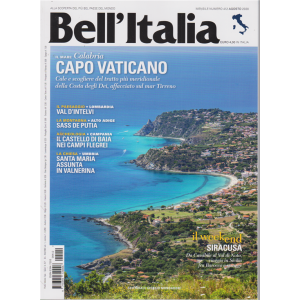 Bell'italia - n. 412 - mensile - agosto 2020