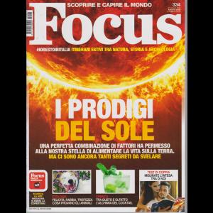 Focus - n. 334 - agosto 2020 - mensile