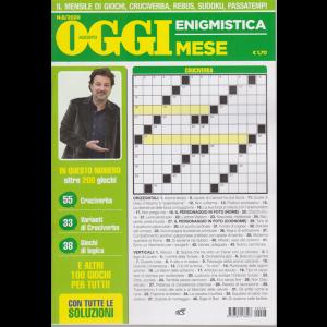 Oggi Enigmistica Mese - n. 8 - agosto 2020 - mensile