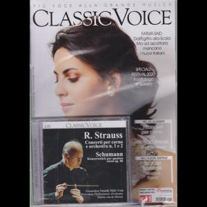 Classic Voice -+ cd -  n. 255 - luglio - agosto 2020 - mensile