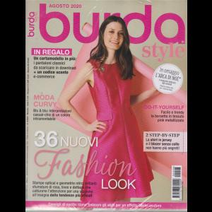 Burda style +  - Arca di Noe' Omaggio - n. 8 - mensile - agosto 2020 - 2 riviste