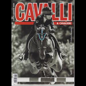 Cavalli & Cavalieri -  - n. 8 - mensile - luglio - agosto 2020 -