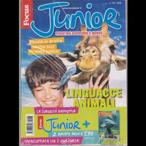 Focus Junior + Focus Wild - n. 199/2020 - 2 riviste