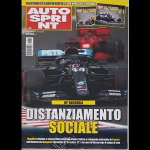 Autosprint - n. 29 - settimanale - 21-27 luglio 2020