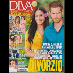 Diva e  Donna  - n. 30 - 28 luglio 2020 - settimanale femminile