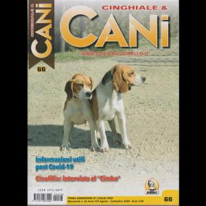 Cinghiale & cani - n. 66 -   bimestrale - agosto - settembre 2020