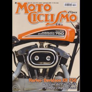 Motociclismo d'Epoca - n. 6 - mensile - luglio - agosto 2020 -