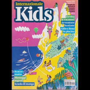 Internazionale Kids - n. 11 - agosto 2020 - mensile