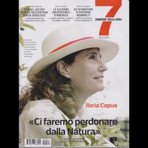 Sette - Corriere della sera - n. 21 - 22/5/2020 - settimanale