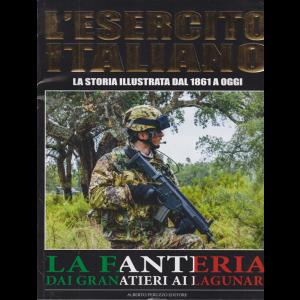 L'esercito Italiano - La Fanteria dai granatieri ai lagunari - n. 7 - mensile - 27/7/2020 -