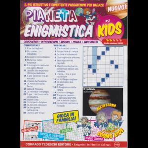 Pianeta Enigmistica kids - n. 2 - 28/7/2020 -