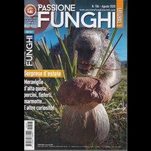 Passione Funghi e tartufi - n. 106 - agosto 2020 - mensile