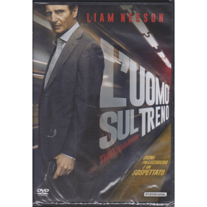 Mister Comedy - L'uomo Sul Treno - Ogni passeggero è un sospettato - di Liam Neeson - n. 19 - mensile - 30/6/2020