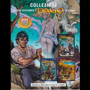 Collezione Dago Colore -  Nuova ristampa - n. 14 - luglio 2020 - 304 pagine