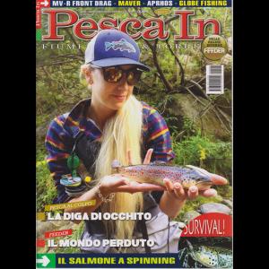 Pesca In - n. 8 - mensile - agosto 2020