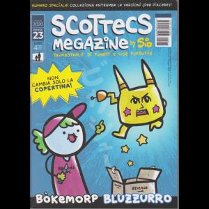 Scottecs Megazine - n. 23 -Bokemorp bluzzurro -  luglio 2020 - trimestrale