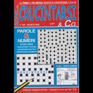 Crucintarsi & Co. - n. 259 - agosto 2020 - mensile