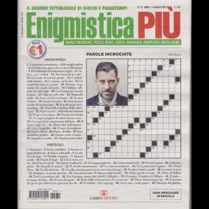 Enigmistica Piu' - n. 31 - 4 agosto 2020 - settimanale