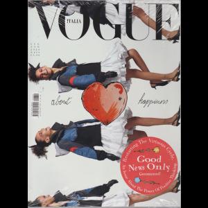 Vogue Italia - n. 839 - luglio - agosto 2020 - mensile
