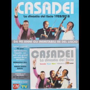 Cd Sorrisi Speciale - n. 8 - settimanale - 28/7/2020 - Casadei - La dinastia del liscio 1928/2018