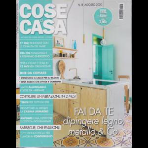 Cose di Casa + - Casa In Fiore - n. 8 - agosto 2020 - mensile - 2 riviste