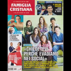 Famiglia Cristiana - n. 7 - 17 febbraio 2019 - settimanale -
