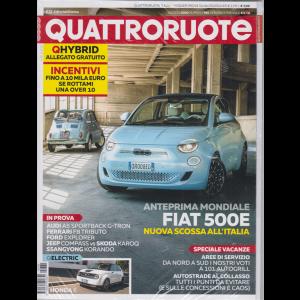 Quattroruote + Q Prove - Suv & Crossover - n. 780 - agosto 2020 - mensile - 2 riviste