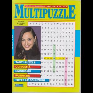 Multi Puzzle - n. 104 - trimestrale - agosto - ottobre 2020 -