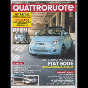 Quattroruote + Q Hybrid - n. 780 - agosto 2020 - mensile - 2 riviste
