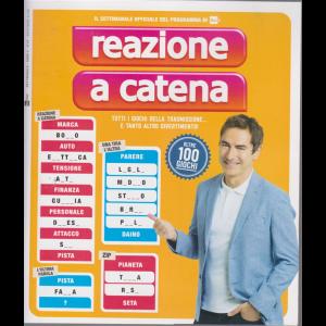 Reazione a  Catena - n. 4 - settimanale - 30/7/2020