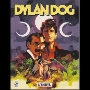 Dylan Dog - L'entità - n. 407 - agosto 2020 - mensile