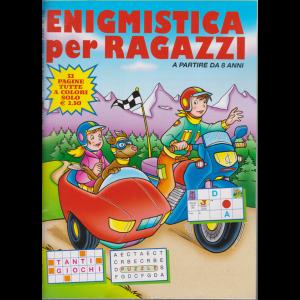 Enigmistica per ragazzi - n. 152 - bimestrale - settembre - ottobre 2020 - 52 pagine tutte a colori