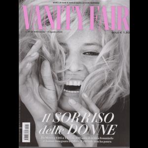 Vanity Fair - n. 31 - settimanale - 12 agosto 2020