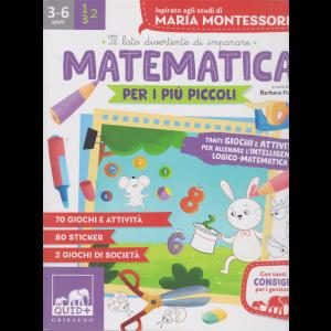 Matematica per i più piccoli - n. 3/2020 - mensile - 3-6 anni