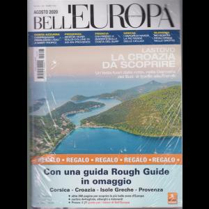 Bell'Europa e dintorni - + Bell'Europa The rough guide - Isole Greche - Cicladi, Dodecaneso, Creta - n. 328 - agosto 2020 -