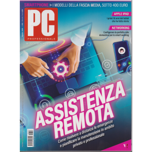 Pc Professionale - n. 353 - agosto 2020 - mensile