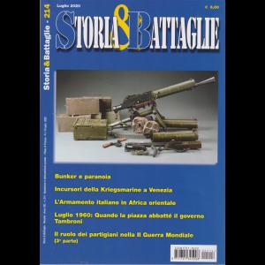 Storia & Battaglie - n. 214 - luglio 2020 - mensile