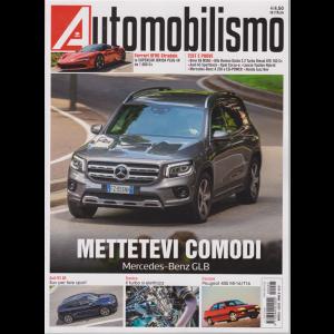Automobilismo - n. 7 - mensile - luglio 2020
