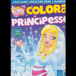 Colora le principesse - n. 1 - aprile maggio 2019 - bimestrale