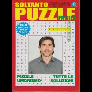 Soltanto Puzzle Facili - n. 67 - trimestrale - settembre - novembre 2020 - 260 pagine