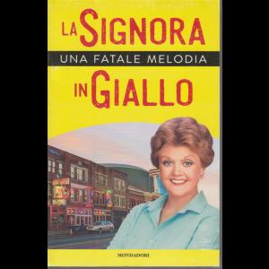 I Libri di Sorrisi Pocket - La signora in giallo - Una fatale melodia - n. 9 - settimanale - 30/7/2020 -