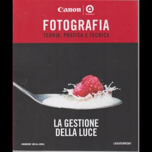 Master Fotografia - La Gestione della luce - n. 19 - settimanale -