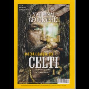 National Geographic - Ascesa e caduta dei Celti - n. 2 - mensile - 1 agosto 2020