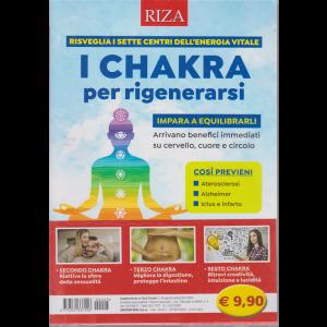 Riza Dossier - n. 25 - agosto - settembre 2020 - I chakra per rigenerarsi