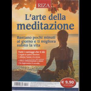 Riza Psicosomatica - L'arte della meditazione - n. 474 - agosto 2020 -
